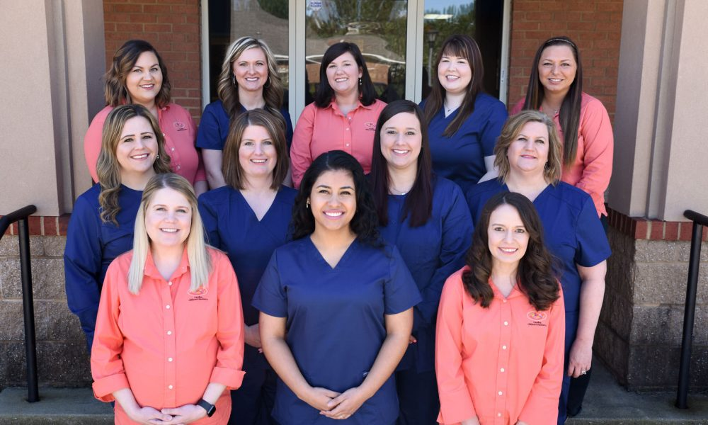 Columbia Office Staff - Carolina Children's Dentistry Columbia, SC